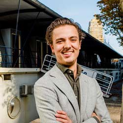 Jan Willem Janssen - Owner H2OTEL